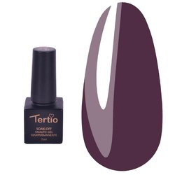 Гель-лак Tertio №61 серо-сливовый, 7 мл