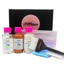 Подарочный набор для кератирования Tufi Profi для всех типов волос