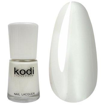 Лак №39 KODI 15 мл, ярко-белая : Tufishop