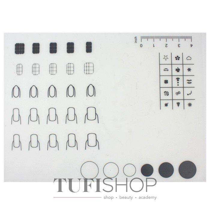 Силиконовый коврик для ногтей как пользоваться