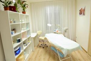 оборудованый косметологический кабинет