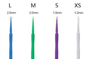 размер микробрашей