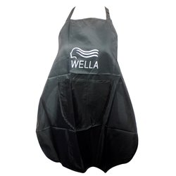 Фартук WELLA черный 2 кармана