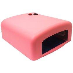 УФ лампа YRE №818 (L-13) 36 Вт, розовый