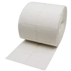 Безворсовые салфетки YRE бумажные в рулоне 5х3,5, 500 шт.