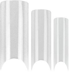 Типсы YRE - белый, 500 шт