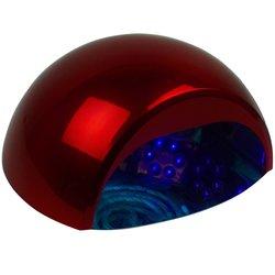 LED+CCFL лампа 18 Вт шарик, красный