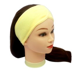 Повязка для волос Украина, на липучке - цветные, 1 шт