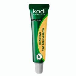 Осветляющая паста для бровей Kodi 15мл