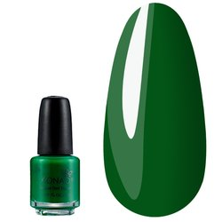 Лак KONAD для стемпинга - темно-зеленый, 5 мл