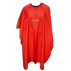 Пеньюар ESTET - красный с черным ободком