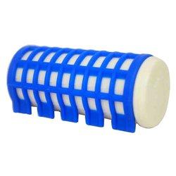 Термобигуди для волос - синий, 12 шт