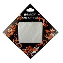 Фольга для литья Salon - №7, серебряный (матовый)