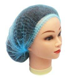 Шапочка для солярия YRE одноразовая - голубой, 100 шт