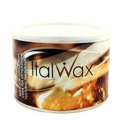 Теплый воск в банке Ital Wax (натуральный), 400 г