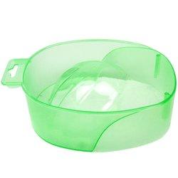 Ванночка для маникюра YRE, салатовый прозрачный
