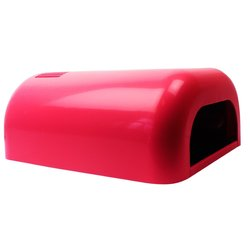 УФ лампа YRE L-12 36 Вт, темно-розовый