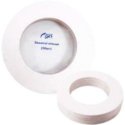 защитные кольца для баночного воскоплава BYU