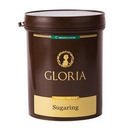 Паста для шугаринга Gloria 0,8 кг ультра мягкая с ментолом (043)