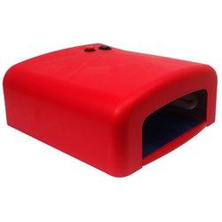 УФ лампа YRE №818 (L-13) 36 Вт, красный