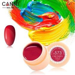 Гелева фарба №573 Canni, 5мл