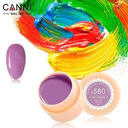 Гелева фарба №580 Canni, 5мл