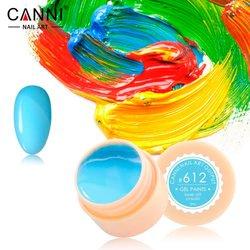 Гелевая краска №612 Canni, 5мл