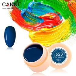 Гелева фарба №623 Canni, 5мл