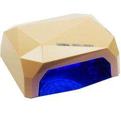 LED+CCFL лампа кристалл 36 Вт сенсор, кофе