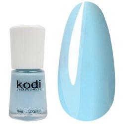 Лак №91 KODI 15 мл, светло-голубой