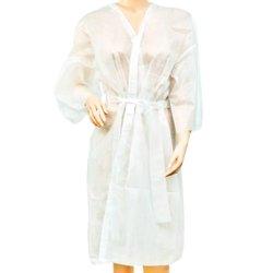 Халат кимоно, L-XL белый