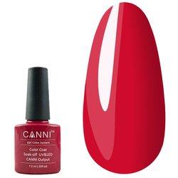 Гель-лак Canni №027 - темно-красный, 7,3 мл
