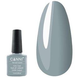 Гель-лак Canni №131 - ярко-серый, 7,3 мл