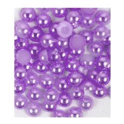 Жемчуг YRE фиолетовый 50 шт