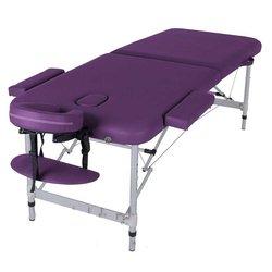 Массажный стол HQ10-BOY, фиолетовый