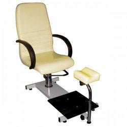 Педикюрное кресло Jetta с подножкой, бежевый (8915002 YEL)