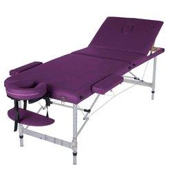 Массажный стол HQ07-JOY, фиолетовый