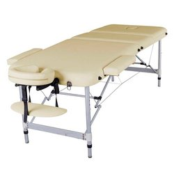 Массажный стол HQ18-LEO Comfort, синий
