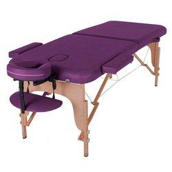 Массажный стол HQ02-MIA, фиолетовый
