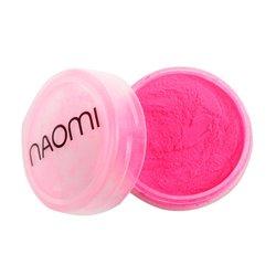 Акриловая пудра Naomi №6 - розовый неон, 3 г