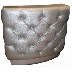 Стойка администратора Pillow (001122) - серебряный