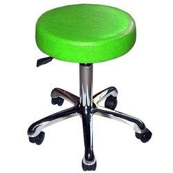 Стул мастера на колесах T-1 (000240) - зеленый