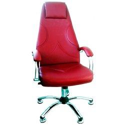 Педикюрное кресло Арамис (000300) - темно-красный