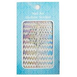 Трафареты для дизайна ногтей STZ-K10