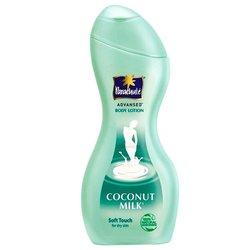 Лосьон для тела Parachute Advanced - для сухой кожи с кокосовым молоком, 100 мл