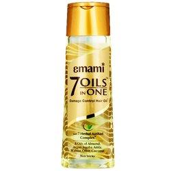 Масло для волос Emami - для поврежденных волос, 7 в 1, 100 мл