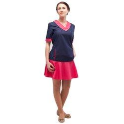 Платье мастера UK, синий (CM-DM-001)