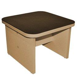 Подставка для ванночки (000301) - коричневая
