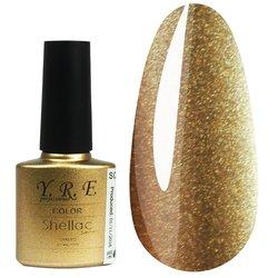 Гель-лак YRE №069 - золотистый перламутровый, 10 мл