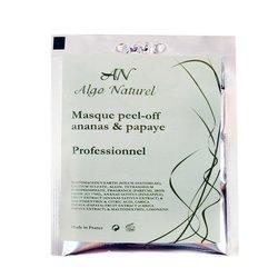 """Альгинатная маска для лица Algo Naturel """"Ананас и Папайя"""", 25 г"""